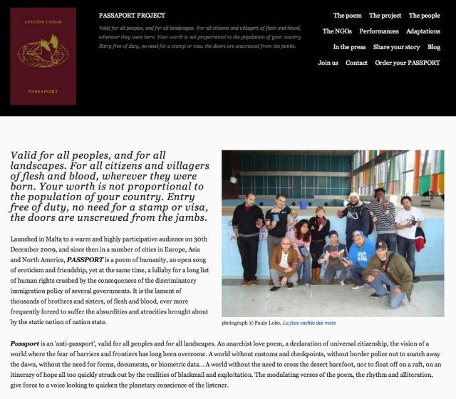 www.passaportproject.org