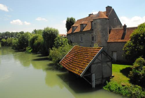 Camac Centre d'Art, Marnay-sur-Seine, France