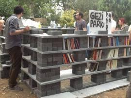 Gezi library