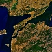 The Gallipoli peninsula. (Wikipedia)