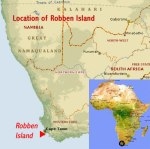 Location-map-Robben-Island-UNESCO-world-heritage-site-South-Africa