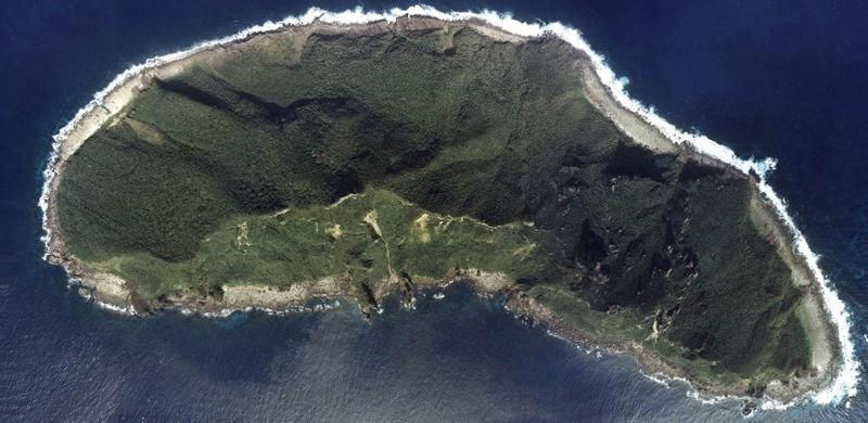 Uotsuri-shima, or Diaoyu-dao, or Tiaoyu-tai, the main island of the Senkaku/Diaoyu archipelago